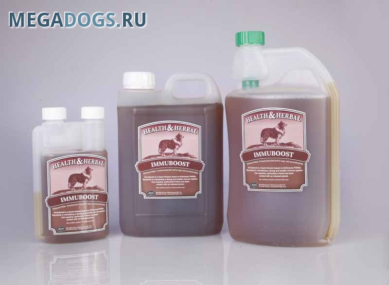 Animal Healt Immuboost (иммунитет)