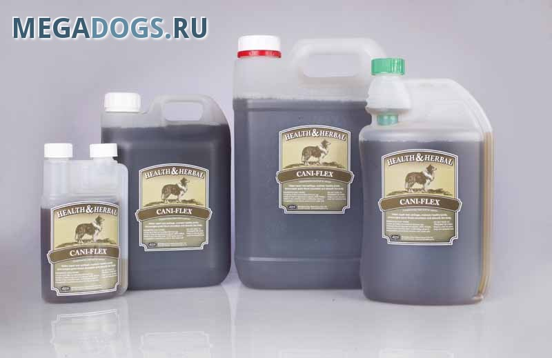 Animal Healt Cani-Flex (суставы)