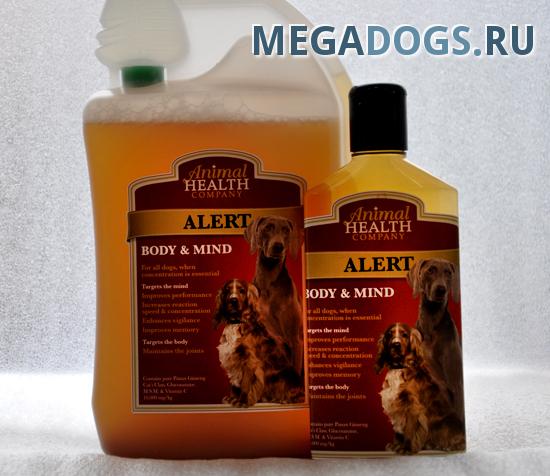 Animal Healt Alert (память/концентрация)